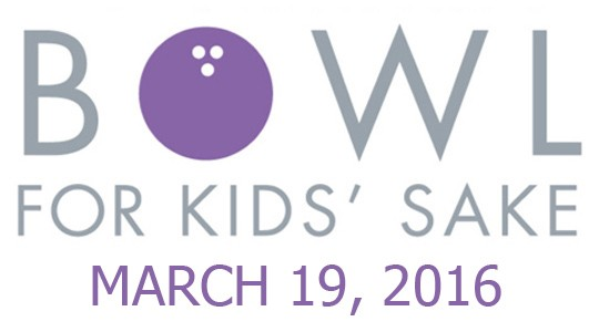 Bowl For Kids' Sake Team Registration