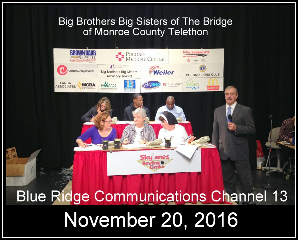 2016 Telethon – Monroe County