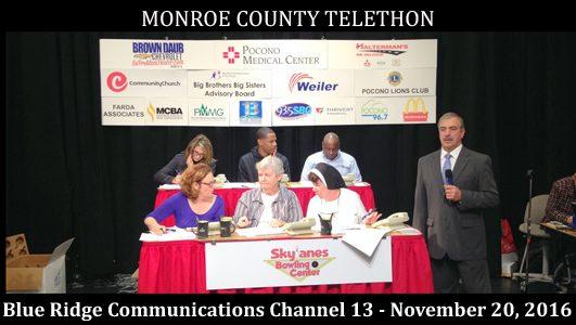 Monroe County Telethon 2016