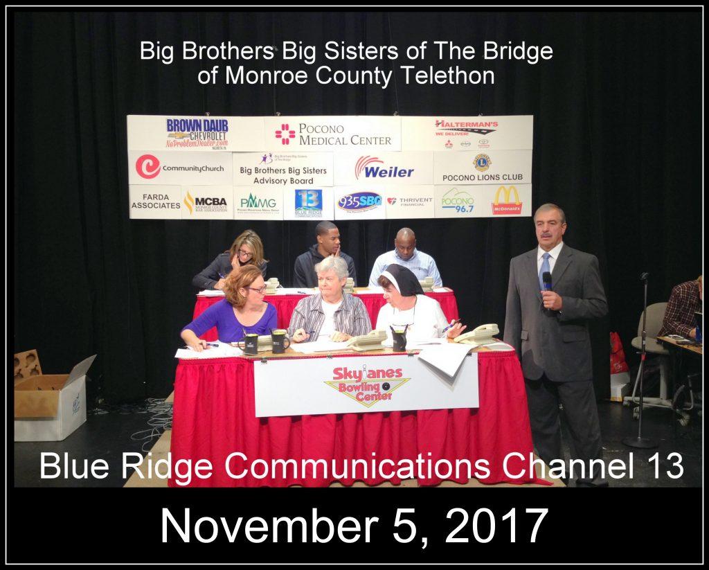 2017 Telethon – Monroe County