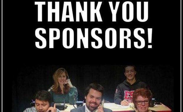Thank you Telethon Sponsors!