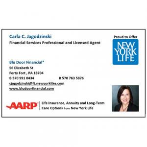 CARLA JAGODZINSKI NEW YORK LIFE
