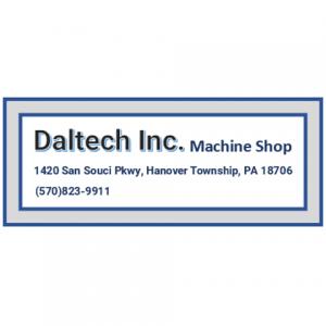 DALTECH INC. MACHINE SHOP