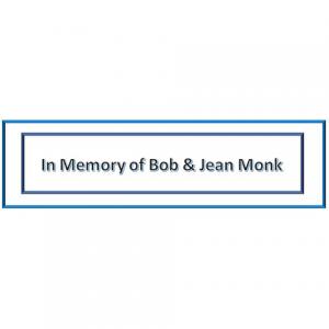 IN MEMORY BOB AND JEAN MONK LOGO 2021 QUIZ